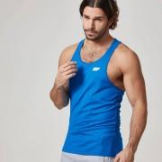 Myprotein Camiseta de Tirantes Larga Dry-Tech - XL - Azul