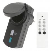 Proove Telldus Utomhusbrytare IP44 433mhz med fjärrkontroll