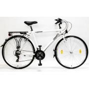 """Schwinn Csepel Landrider férfi 21 seb. trekking kerékpár 23"""" Fehér"""