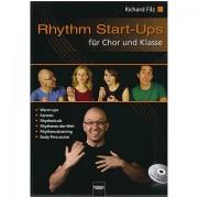 Helbling Rhythm Start-ups für Chor und Klasse Libros didácticos