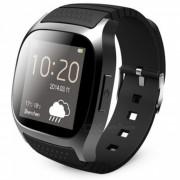 KICCY Bluetooth LED senoras reloj inteligente - Negro