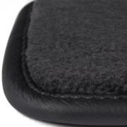 premium mat for mercedes classe c from 04 2007