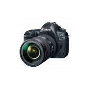 Câmera Digital Canon EOS Dslr 5d Mark IV Com Lente 24-105mm f/4L II. 30.4mp 4k, Wi-Fi