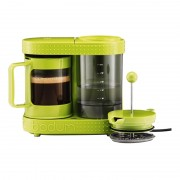 Cafetiera French Press Bistro Bodum, 1 l, 410 W, Verde