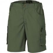 Pinewood Wildmark 9282 Friluftsshorts herr, grön Strl C44