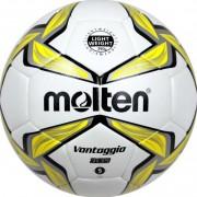molten Fußball F53135-Y - Weiß / Gelb / Silber | 5