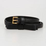 Prada Cintura In Pelle Con Fiocco 14mm Primavera-Estate Art. 94155