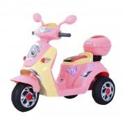 Homcom Skuterek Motor Elektryczny Różowy