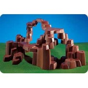 Playmobil Rock Landscape, Western Red