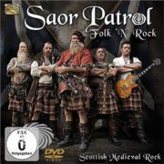 Video Delta Saor Patrol - Folk 'n' rock - Scottish medieval - DVD