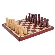 Set de șah sculptat CASTEL PREMIUM
