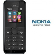 Nokia 105 / Good Condition/ Certified Refurbished ( 1 Year Warranty)