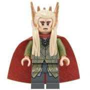 LEGO Lord of the Rings - The Hobbit Theme - Thranduil Minifigure (2013) from set 79012