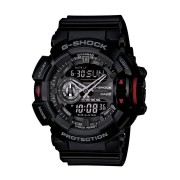 Casio G Shock Rotary Switch Series Analog-Digital Black Watch GA400-1B