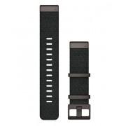 Garmin QuickFit 22 Jacquard - Klockarmband - Svart