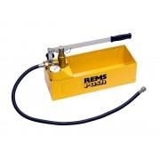Pompa manuala de testare, 60 bar., 12 L, PUSH, Rems