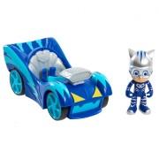 Figurina EROI IN PIJAMA Pisi masina si Pisoi Speed Booster