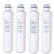 Set filtre (PP+Carbon Block+U.F.+Post Carbon Block) dozator apa BIOLUX JL1566S-UF by Midea schimb la 1 an