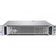 HPE ProLiant DL180 Gen9 / 8-SFF Hot Plug / 2P Rack (2U) / E5-2620v4 / 1 x 16GB 1Rx4 / P440/2GB / 2 x 300GB 12GB 10k SAS /1Gb 2-port / 2x Hot-Swap Non-Red / 1x900W Hot Plug / 3-1-1