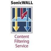 SonicWall Content Filtering Service Premium