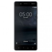 5 DS 4G Smartphone Silver