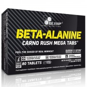 Olimp Beta-Alanine Carno Rush Mega Tabs(R) 80 tabletta