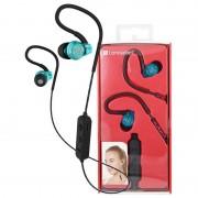 Auscultadores Intra-Auriculares Desportivos Bluetooth Langsdom BS80 - Azul