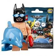 Lego (Lego) Mini Figures The Lego Batman Movie Series 2 Beach Batman Unopened Items | The Lego Batman Movie Series 2 Beach Batman ?71020-6?