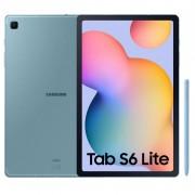 "Samsung Tablet 10.4"" Samsung Galaxy Tab S6 Lite Sm P610 64 Gb Octa Core Wifi Bluetooth 8 Mp Refurbished Angora Blue"