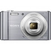 Sony Cyber-Shot DSC-W810S Digitale camera 20.1 Mpix Zoom optisch: 6 x Zilver