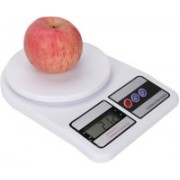 OCMONT Kitchen Scale SF 400 Weighing Scale(White)