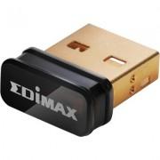 Безжичен нано адаптер EDIMAX EW-7811UN, USB, Realtek, 2.4Ghz, 802.11n/g/b