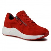 Сникърси CAPRICE - 9-23705-25 Red Suede 530