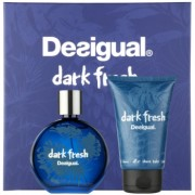 Desigual Dark Fresh coffret I. Eau de Toilette 100 ml + bálsamo after shave 100 ml