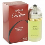Pasha De Cartier For Men By Cartier Eau De Toilette Spray 1.6 Oz