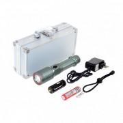 Lanterna LED 5W Zoom Focalizare Motorizata incarcare Magnetica ZL20122