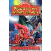Douazeci de mii de leghe sub mari - Jules Verne