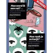 Combinatiepakket Joep Schrijvers: Hoe word ik een rat? + Hoe raak je ze kwijt? - Joep Schrijvers