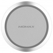 MOMAX Q. Pad Thin Quick Charge QC3.0 Wireless Charger Pad for iPhone X/8/8 Plus, Samsung Note 8 (Not Support FOD Function) - White