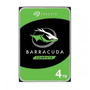 SEAGATE Desktop Barracuda 5400 4TB HDD 5400rpm SAT, ST4000DM004 ST4000DM004
