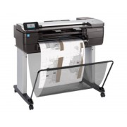 "Hp Plotter hp designjet t830 a1 24""/ 2400ppp/ 1gb/ usb/ red/ wifi/ wifi direct"