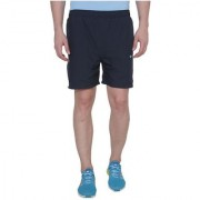 Nike Navy Polyester Running Shorts