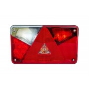 Fanale posteriore Aspöck Multipoint V LED sinistro