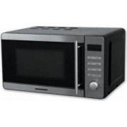 Cuptor cu microunde Heinner HMW-20DBKSS 20 l 700 W Digital Grill Timer Negru/Inox