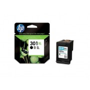 HP Cartucho HP CH563EE tinta original negro (HP 301 XL negro)