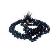 Jaipur Gemstone - Natural Agate stone mala Original & unheated beads hakik mala