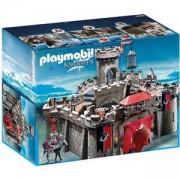 Комплект Плеймобил 6001 - Замъкът на рицарите ястреби - Playmobil, 291058