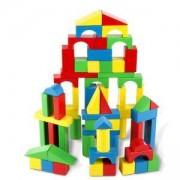 Комплект дървени блокчета, 10481 Melissa and Doug, 000772104814