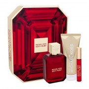 Michael Kors Sexy Ruby confezione regalo eau de parfum 100 ml + lozione per il corpo 100 ml + eau de parfum 10 ml da donna