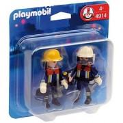 PLAYMOBIL Fire Rescue Squad